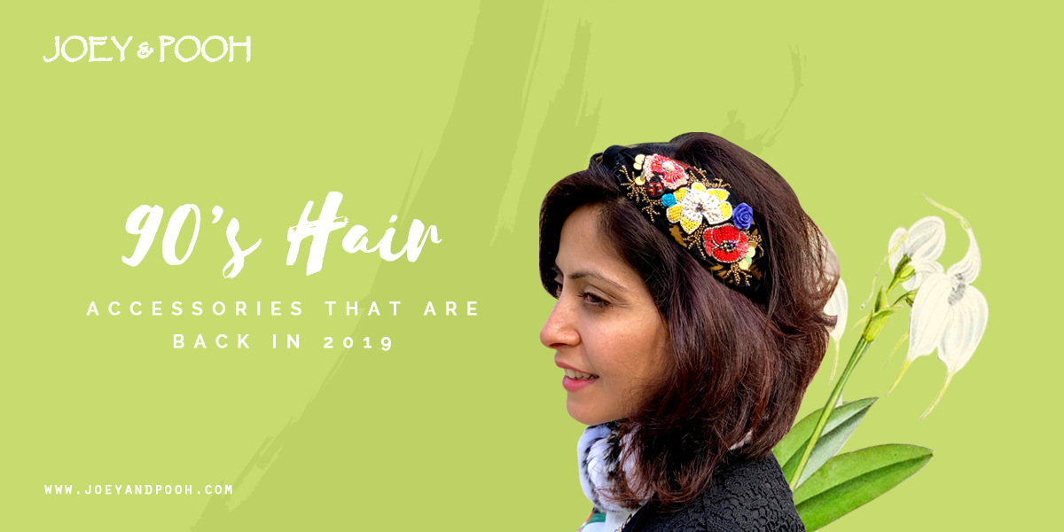 90's Hair Accessories That Are Back in 2019